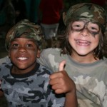 Mikey and friend - web